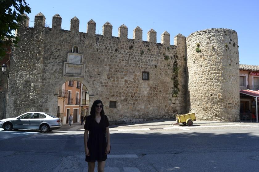 Puerta de la Cadena, Brihuega, Guadalajara