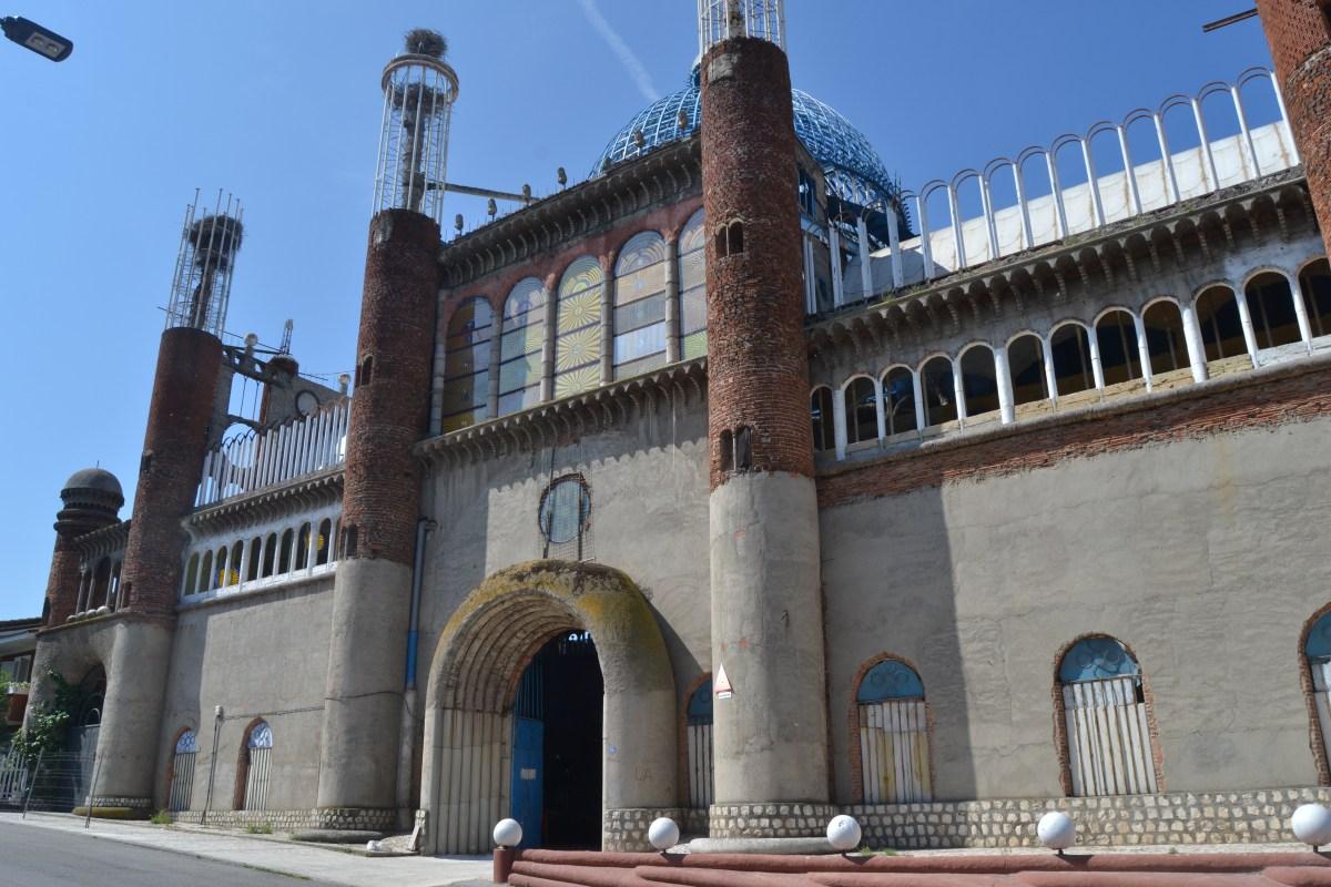 Mejorada del Campo (Madrid): La genial Catedral de Justo Gallego