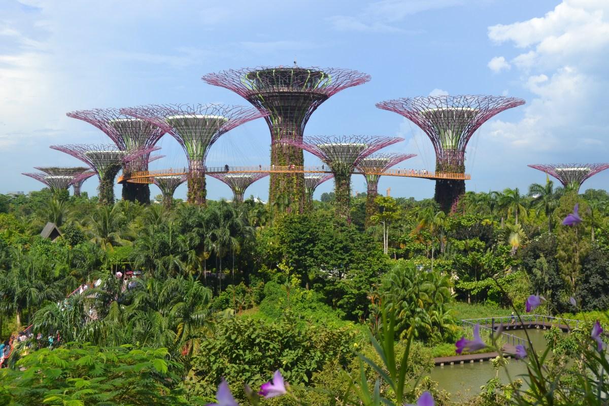 Singapur – Julio 2016: Itinerario de viaje 1 día