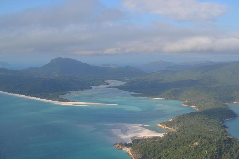 Whiteheaven Beach, Whitsunday Islands, Australia