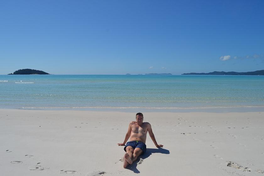 Betty's Beach, Whitsunday Islands, Australia