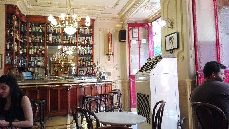 Café Manuela, Madrid