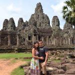 Diario Camboya - Julio 2013: Día 1: Circuito Pequeño (Bayon, Ta Prohm, Angkor Wat, ...)
