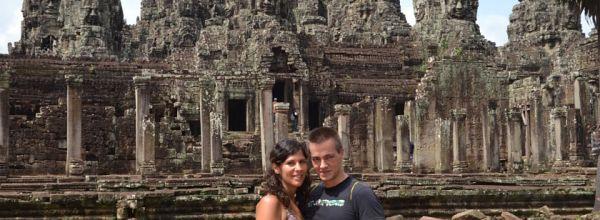 Diario Camboya – Julio 2013: Día 1: Circuito Pequeño (Bayon, Ta Prohm, Angkor Wat, …)