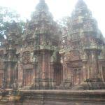 Diario Camboya - Julio 2013: Días 3, 4: Circuito Remoto (Beng Mealea, Kbal Spean, Banteay Srei) + Kompong Phluk