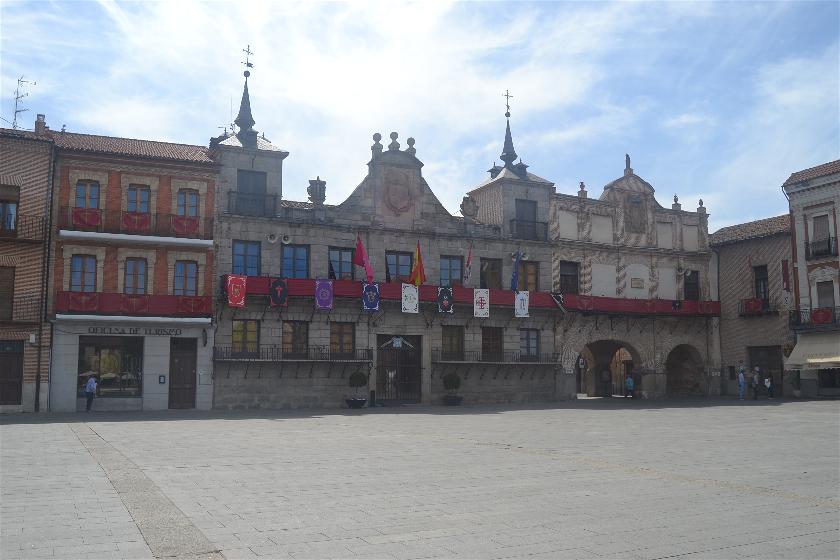 Ayuntamiento, Medina del Campo, Valladolid