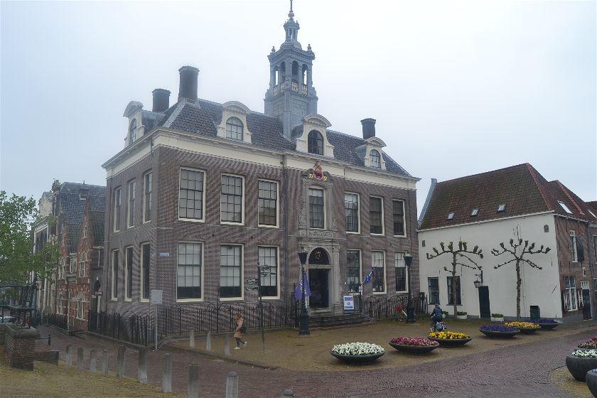 Antiguo Ayuntamiento, Edam, Paises Bajos