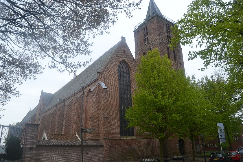 Grote Kerk (Sint Nicolaas), Edam, Paises Bajos