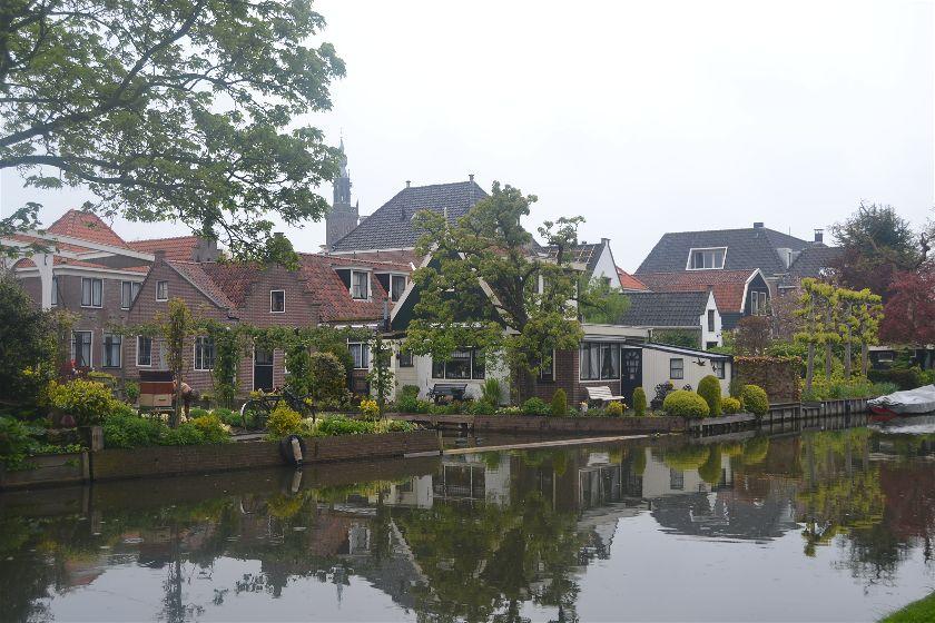 Schepenmakersdijk, Edam, Paises Bajos