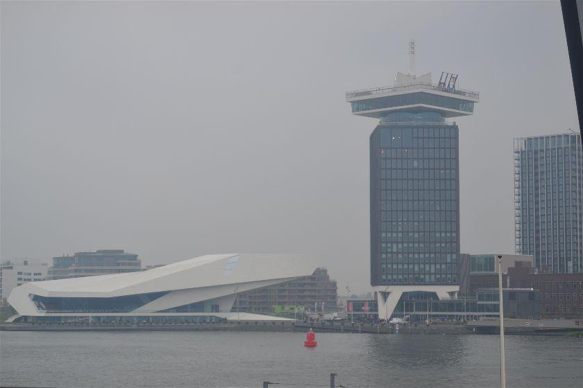 Eye Filmmuseum, Amsterdam, Paises Bajos