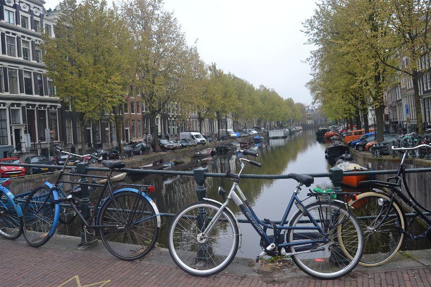 Amsterdam - Mayo 2017 - Itinerario de viaje 4 días