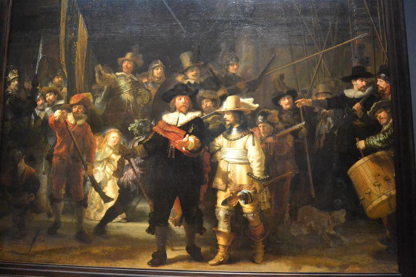 Diario Amsterdam- Mayo 2017: Día 4: Museumplein, Rijksmuseum, Waterlooplein