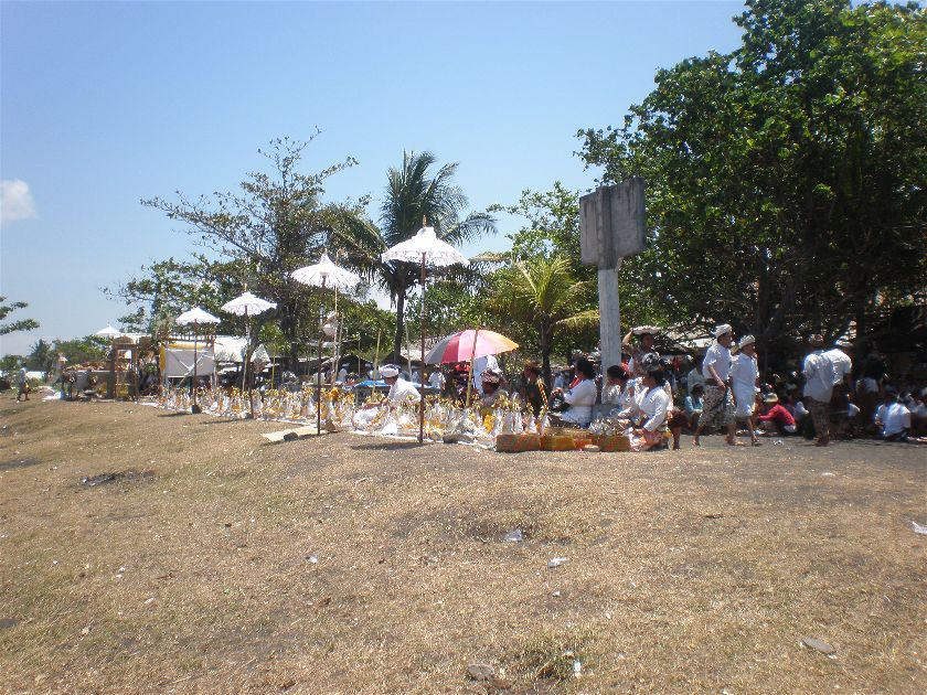 Ceremonia Playa, Bali, Indonesia