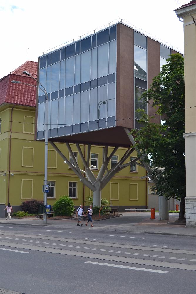 Edificio Arbol, Tallin, Estonia