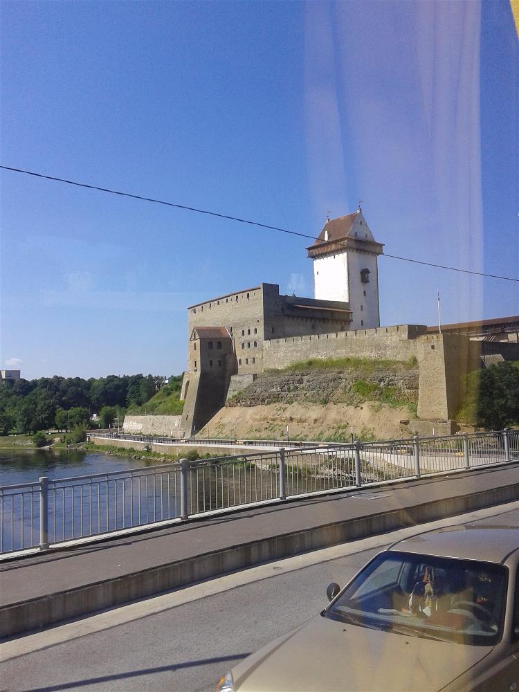 Fortaleza, Narva, Estonia