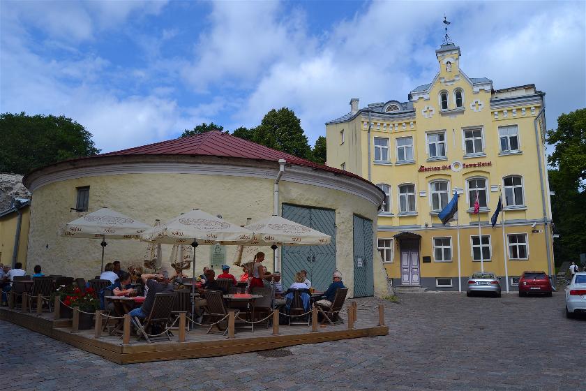 Hobuveski, Tallin, Estonia