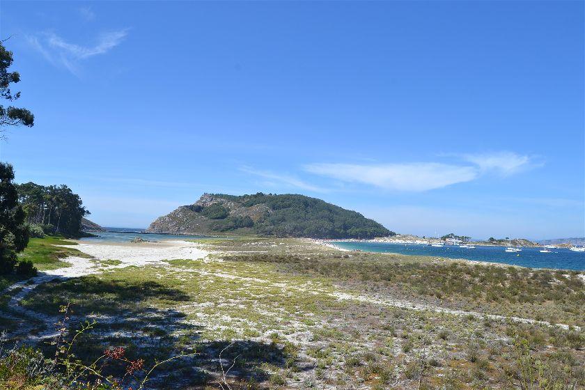 Islas Cíes, Pontevedra, España