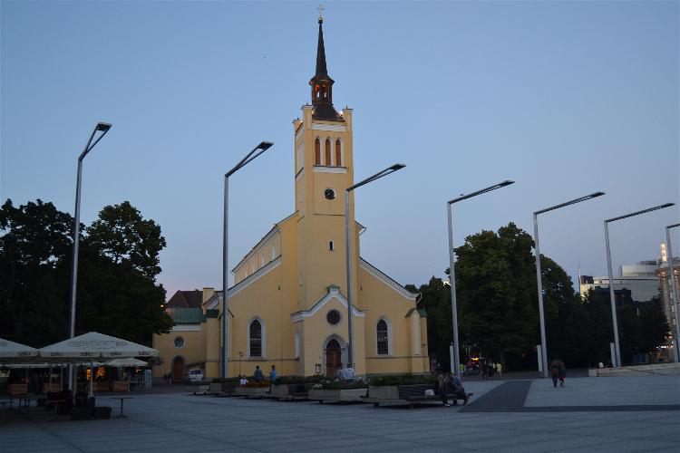 Jaani Kirik, Tallin, Estonia