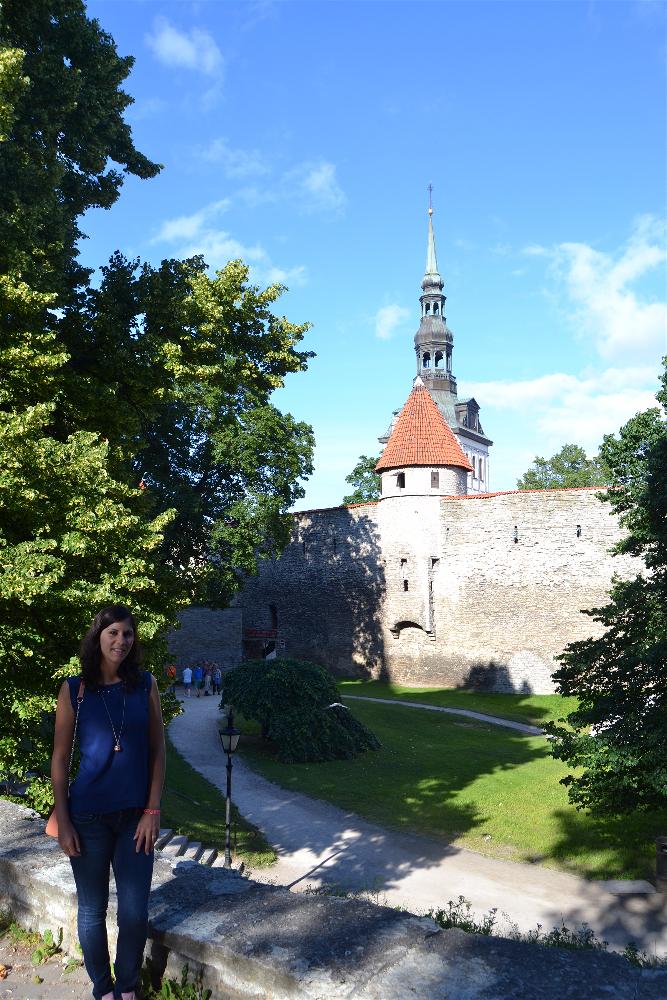 Jardines del Rey Danés, Tallin, Estonia