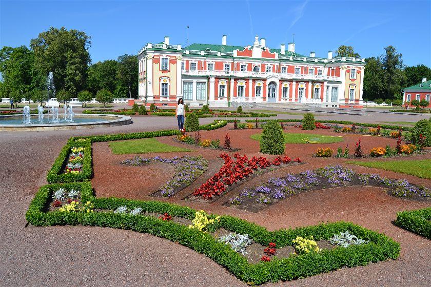 Kadriorg, Tallin, Estonia