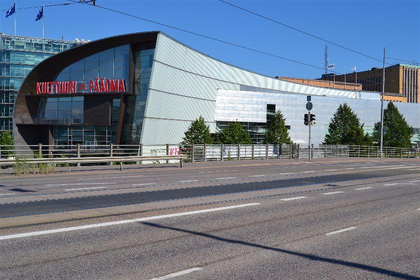 Kiasma, Helsinki, Finlandia