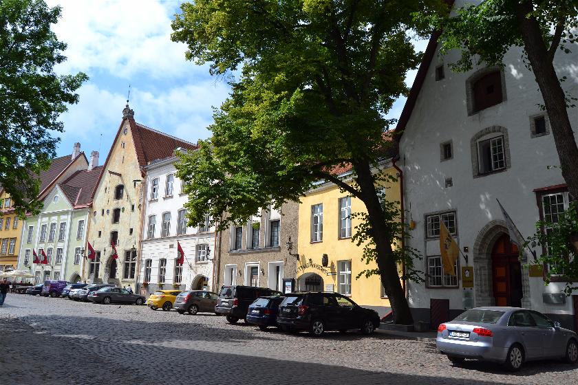 Lai, Tallin, Estonia