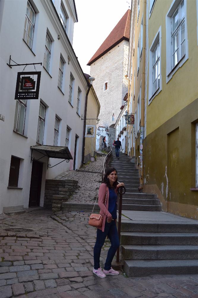 Luhike Jalg, Tallin, Estonia