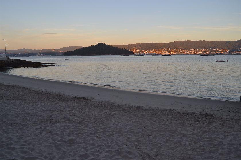 Playa de Covelo, O Covelo, Pontevedra, España