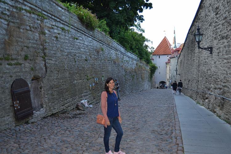 Pikk Jalg, Tallin, Estonia