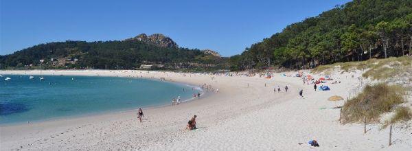 Pontevedra (Galicia): Playas de las Rias Baixas