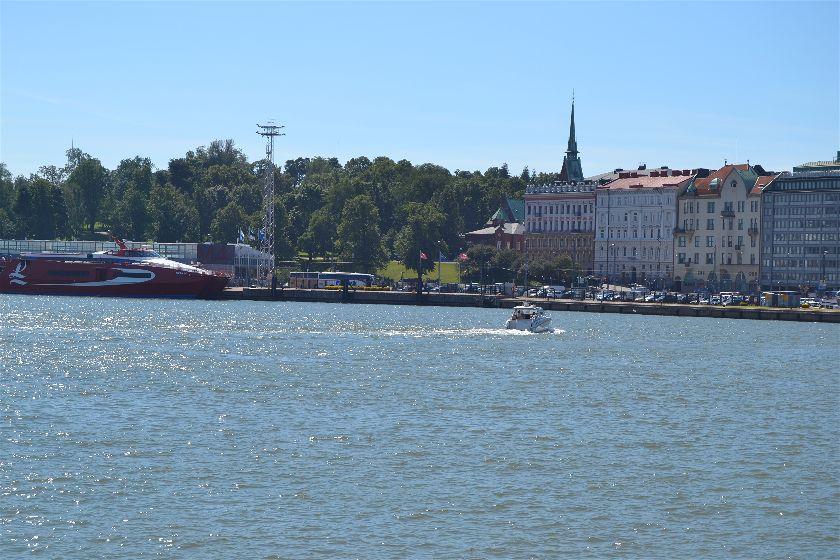Puerto, Helsinki, Finlandia