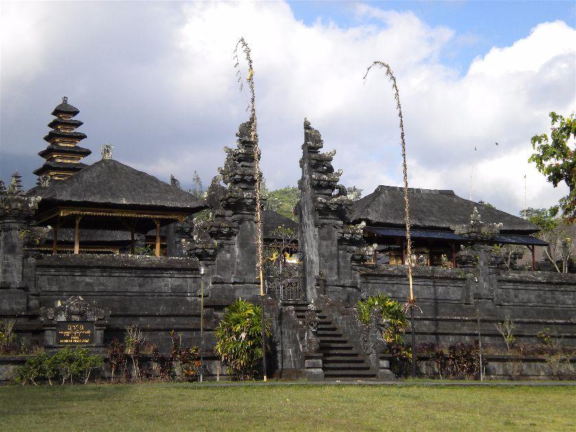 Pura Basukian Puseh Jagat, Bali, Indonesia