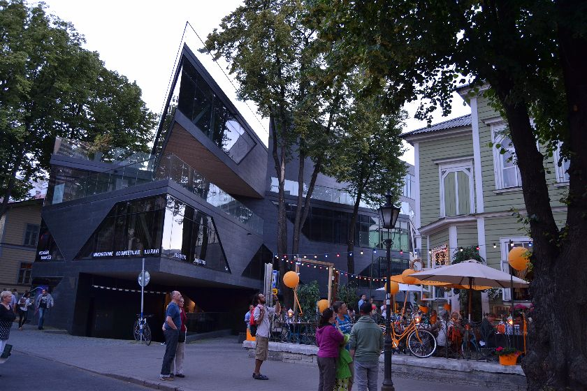 Rotermann Quarter, Tallin, Estonia