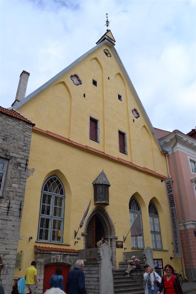 Suurgildi Plats, Tallin, Estonia
