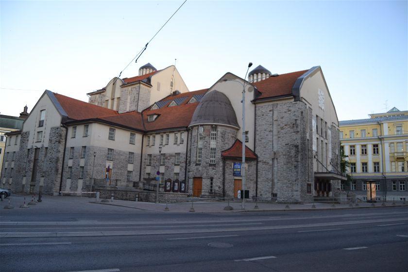 Teatro Drama, Tallin, Estonia