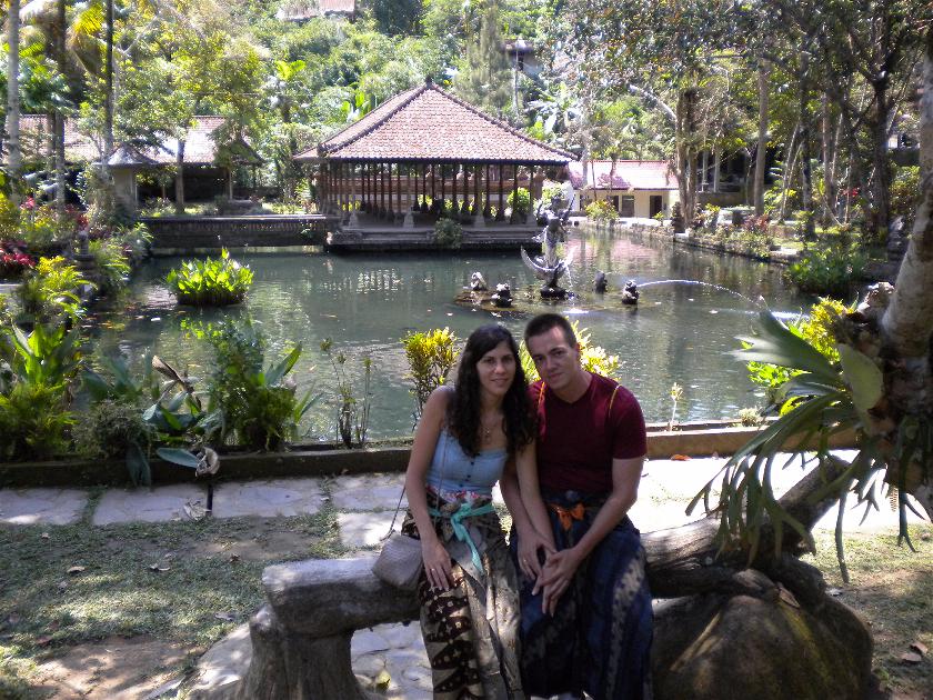 Diario Bali (Indonesia) – Septiembre 2011: Día 6: Ubud: Monkey Forest, Pura Dalem Agung, Goa Gajah, Ceking, Gunung Kawi Sebatu, Tampaksiring, Tirta Empul