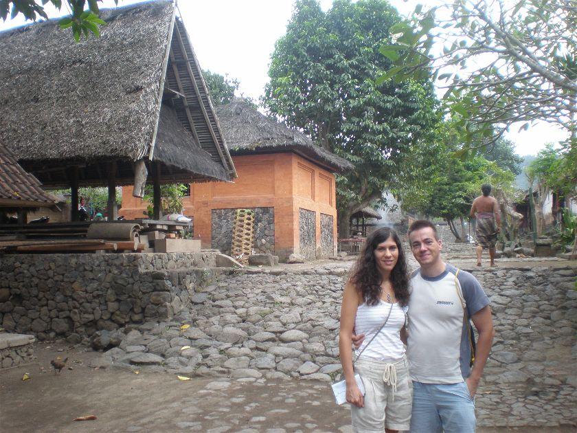 Tenganan, Bali, Indonesia