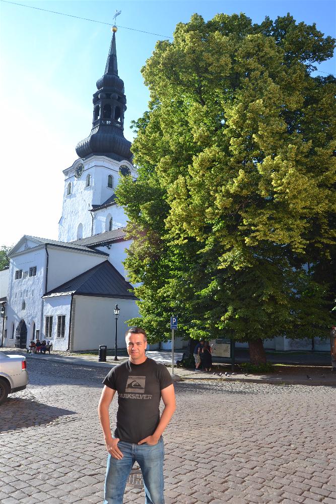 Toomkirik, Tallin, Estonia