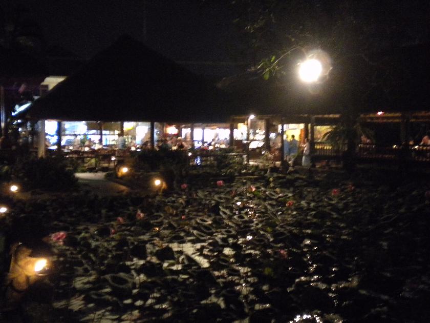 Restaurante Lotus Garden, Ubud, Bali, Indonesia
