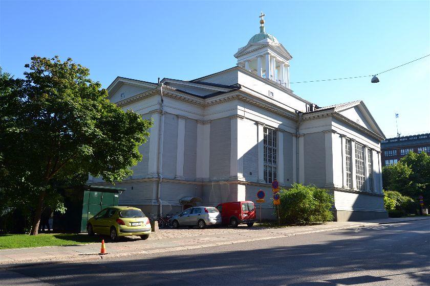 Vanha Kirkko, Helsinki, Finlandia