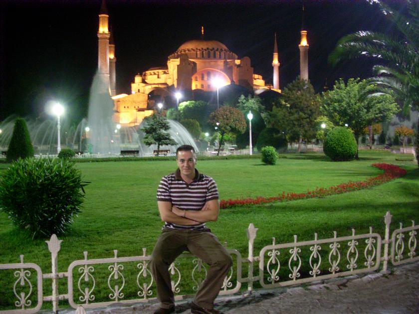 Aya Sofia, Estambul, Turquia