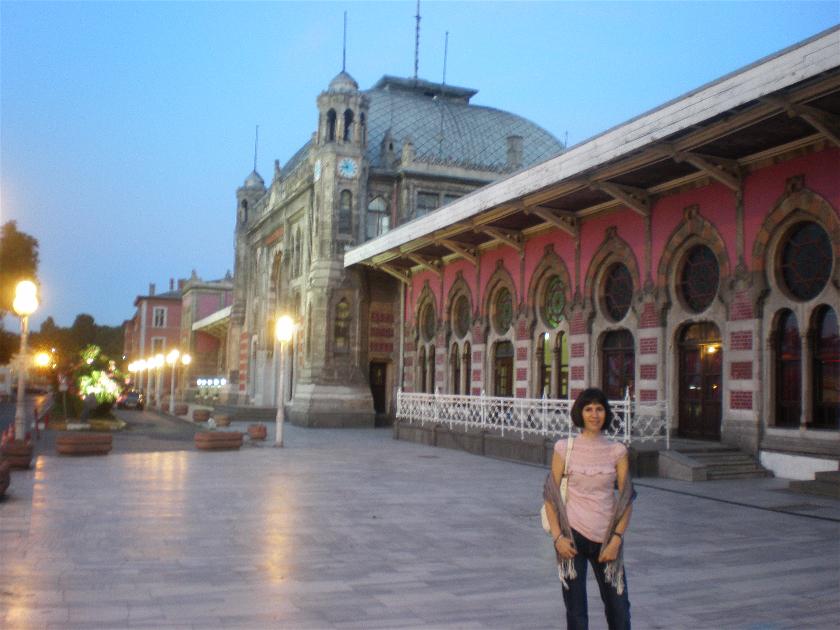 Estacion Tren Sirkeci, Estambul, Turquía