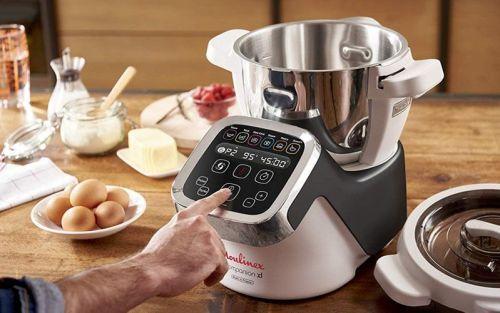 mejores robots de cocina programas