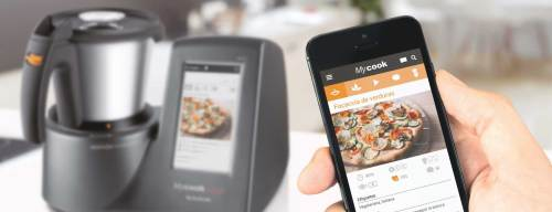 mejores robots de cocina wifi