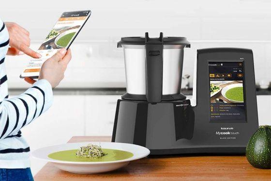Robot De Cocina Taurus Mycook Touch Análisis Y Opiniones
