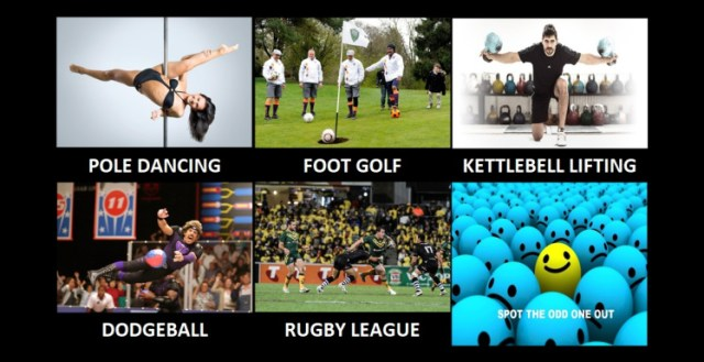 What makes a sport a sport?