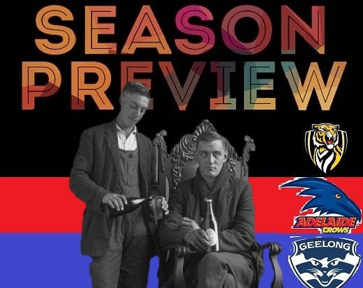 Podcast Episode 2.11 – AFL Previews Continued
