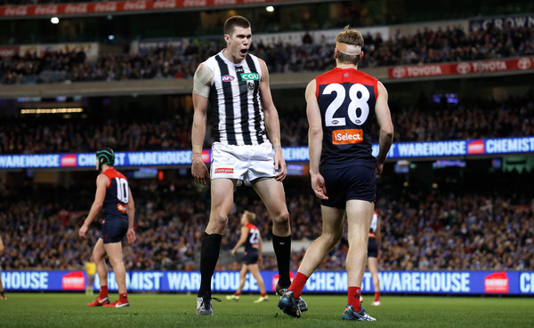 Collingwood Commentary: Hot Pies Freeze Dees