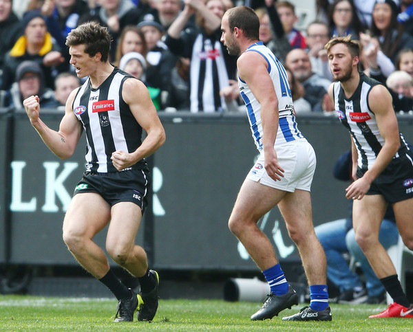 Collingwood Commentary: Back on the winners list