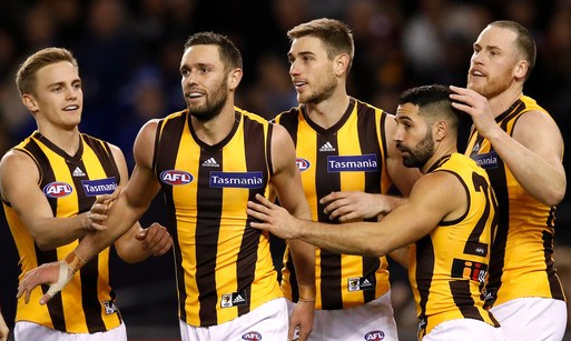 The Hawthorn Chronicles: The Sunday Blues